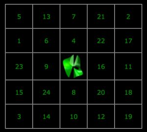 advent calendar of algebraic surfaces by Oliver Labs, 2002